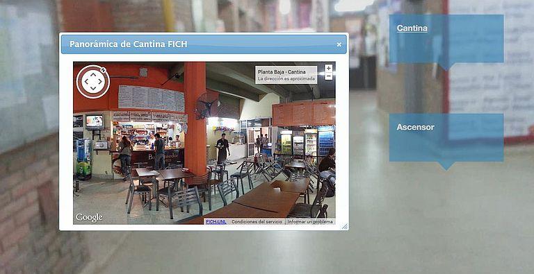 Virtual tour + Photosphere
