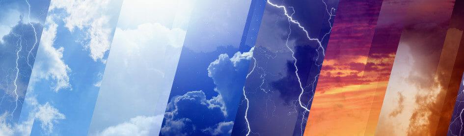 Weather API shorlist